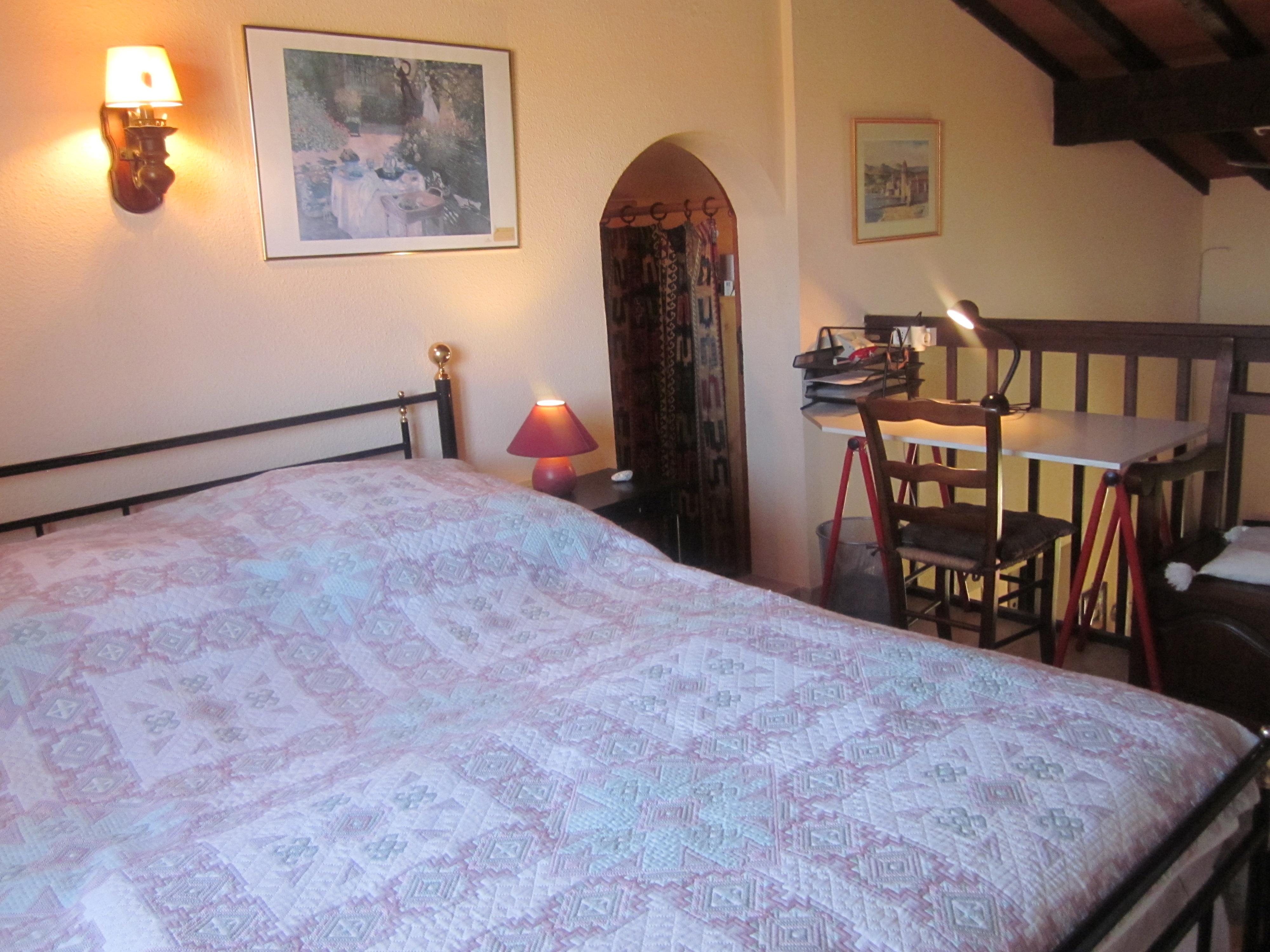 Schlafzimmer / Mezzanine