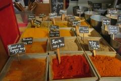 auf dem Markt (in Céret)